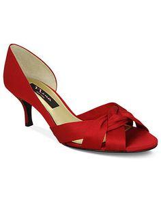 Nina Shoes, Crista Evening Pumps - Shoes - Macy's