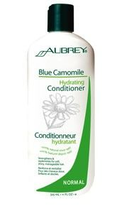 Aubrey Blue Camomile Hydrating Conditioner For Normal Hair. Ideal for Frizzy Flyaway Hair. Light, moisturising conditioner that gives you healthy control and shine without weighing down your style. Fragrant, organic blue camomile and aloe condition and rehydrate, while milk protein and silica-rich horsetail strengthen and pamper your hair, leaving it soft and manageable. http://www.theremustbeabetterway.co.uk/aubrey-blue-camomile-hydrating-conditioner.html