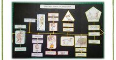 lapbook_preistoria linea del tempo.pdf Interactive Notebooks, Mini Books, Problem Solving, Montessori, Gallery Wall, Classroom, Coding, How To Plan, 3