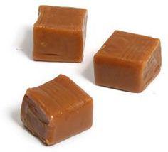 Caramels au beurre salé, une recette pour les enfants
