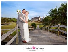 Whalehead Club - Corolla Wedding    Outer Banks Beach Portrait & Wedding Photography l Courtney Hathaway Photography