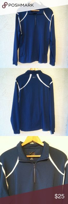 Greg Norman  Play Dry 3/4 Zip Pullover Excellent Greg Norman Play Dry 3/4 Zip Pullover In Excellent Condition. Size Medium. Greg Norman Shirts