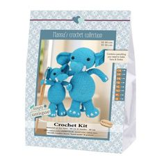 Sara og Simba heklesett | #Garnkurven #amigurumi #crochet