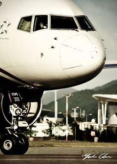 US Airways Boeing 757-23N