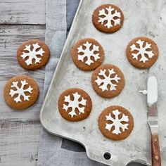 The Local Palate - Gingerbread