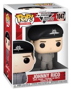 The only good bug is a dead bug. Led by Johnny Rico, Funko Pop Starship Troopers defends the Earth from evil alien insects. Starship Troopers, Pop Vinyl Figures, Funko Pop Vinyl, Mickey Mouse, Disney Characters, Vinyls, Baby Mouse