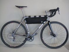 Custom Bicycle Frame Bag by LovestarBicycleBags on Etsy, $95.00