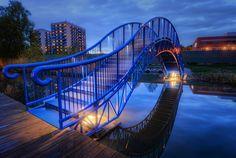 Blue Arch Bridge II | Flickr - Photo Sharing!