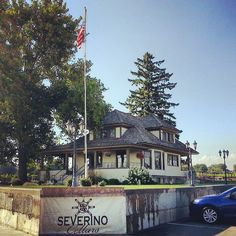 Severino Cellars in Zillah, WA Small family style worth a try. Hrs Mon-Sat 10AM-6PM, Sun 12PM-6PM