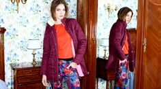 Blog mode lifestyle et bonne humeur ! La penderie de Chloé: Manoush sur BazarChic