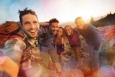 Gemütlich mit Freunden wandern in Flachau - DIE BERGQUELLE *** © www.bergquelle-flachau.at