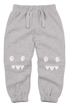 Primark - Grey Monster Knee Joggers