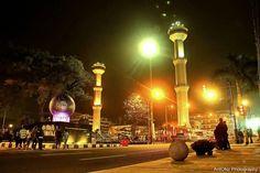 Mesjid Agung Bandung.