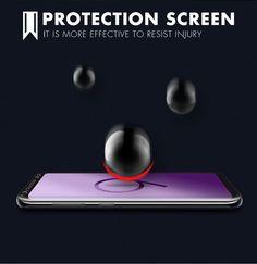Bakeey Curved Edge Diamond Soft Glass Screen Protector for Samsung Galaxy Samsung Galaxy S4 Cases, Galaxy S5 Case, Samsung Accessories, Accessories Store, Galaxy S4 Mini, Tempered Glass Screen Protector, Mac, Gadgets, Apple