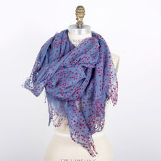 Boho Star Wrap Blue Jeans now featured on Fab.
