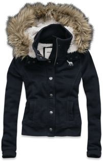 Abercrombie Kids Gwyneth Jacket (Available in S, M, L)