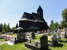 Bielowicko/Bílovicko, kostel z k. 1540, barok. přestavba z poč. 18. st., bedněná sobota,