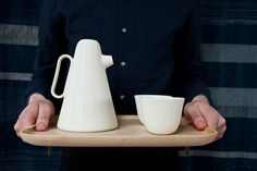 Sucabaruca Coffee Set by Luca Nichetto + Mjölk