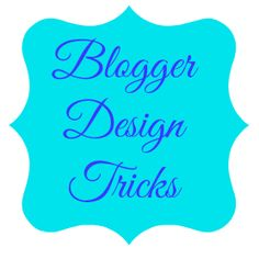 The Median Mommy: WAHM Mondays: Clueless Mama Designs Blogger Design Tricks AND Custom Blog Design Giveaway