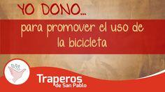 Hoy en día las personas prefieren viajar en vehículos a combustible que dañan al medio ambiente. Usar la bicicleta ahorraría el uso de combustible contaminante y mejoraría nuestra salud. Dona lo que ya no uses para que otras personas le puedan dar un segundo uso evitando generar mas desperdicios. Contáctenos: Central: 258-3889 RPC: 943520010 Email: donaciones@traperosdesanpablo.org www.traperiasanpablo.org #Reciclaje #Donación #Ecología #Perú #Traperos #Traperia