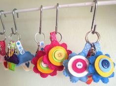 cute little felt crafts
