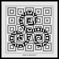 #triskel #breton #zentangle #zendoodle #lineart #fineart #creative #kreativ #pattern #croix bretonne Zen Doodle, Doodle Art, Line Art, Doodles, Patterns, Creative, Inspiration, Zentangle Patterns, Graphics