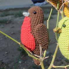 #loica #aves de #Chile #hechoamano #hechoconamor #amigurumi #amigurumis #handmade #ganchillo #crochet #pajaritos #pájaro #ave #alas # #plutonexiliado #tejido #algodón #lana by amigurumi.plutonexiliado