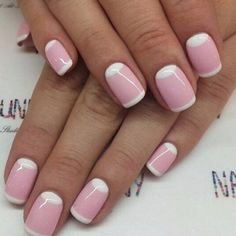 White French Manicure 2016 4