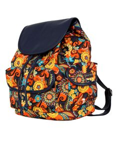 Arabesque Market Pack Convertible Backpack on Zulily