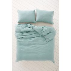 Heathered Jersey Duvet Cover ($99) ❤ liked on Polyvore featuring home, bed & bath, bedding, duvet covers, jersey knit bedding, king bedding, twin xl bedding, king size bedding and twin xl duvet insert
