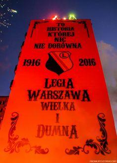 Legia Warsaw!