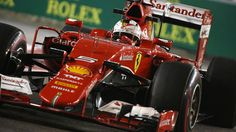 Onewstar: F1, Gp Singapore: Vettel in pole position, Raikkonen terzo