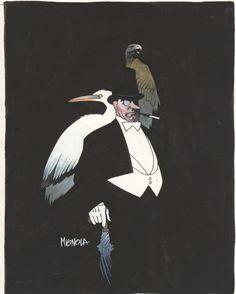 Penguin | Mike Mignola