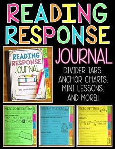 UPDATE: 2 Versions are now available!! This resource includes Journal Pages and Mini Lessons for Grades 4+, and NOW also for GRADES…