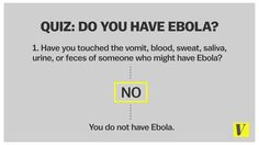just in case anyone is confused.  I would rather be on a plane with someone who has ebola than with someone who has TB...