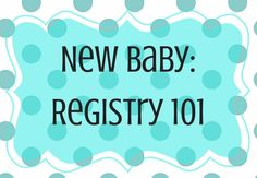 Baby Registry 101 | Twin Cities Moms Blog www.citymomsblog.com