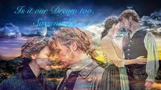 Jamie And Claire, Outlander Series, Tv Series, Romance, Books, Movie Posters, Movies, Fans, Twitter