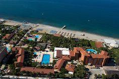 Club Turtas Beach Hotel in Alanya - Konakli (Türkische Riviera) - Club Turtas Beach Hotel in Türkei