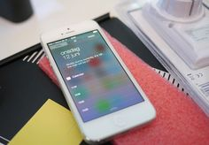 Screen Interaction - iOS7 | Flickr - Photo Sharing!