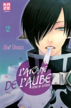 Arcane de l'aube (l') Vol.2 de Rei Toma, Satoko Inaba