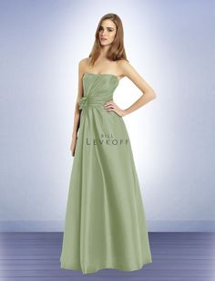 Bill Levkoff bridesmaids dress at Mary Me