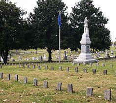 Shelbyville, TN Confederate Cemetery