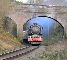 Great Central Railway Birstall Leicestershire 27th January 2013 by loose_grip_99, via Flickr