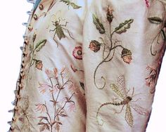 Costume Embroidery & Illustration by Michele Carragher for Film & TV - Elizabeth 1 Gallery