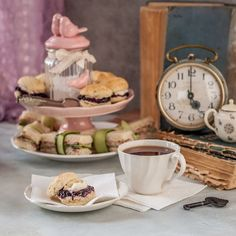 6 Ways to Hold the Most Sophisticated Tea Party Tea Etiquette, Tea Party Setting, Finger Sandwiches, Party Catering, Picture Blog, Sugar Cubes, Afternoon Tea Parties, Fruit Punch, Menu Items