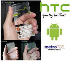 Interesting!! From HTC
