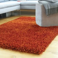 Sparkle Rugs create a fantastic effect with a Deep, Shaggy Viscose, Heavyweight pile. #Inspiration #RoomInspiration