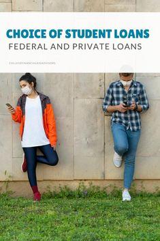 The Choice of Student Loans Can Affect Your Future Finances Private Loans, Private Student Loan, Federal Student Loans, Student Loan Debt, College Semester, Loan Lenders, Loan Forgiveness, Borrow Money, The Borrowers