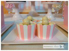 Mesas dulces. Candy bar. www.mommas.es