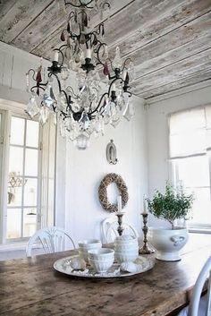 Best modern farmhouse dining room decor ideas (14)